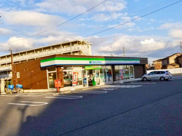 ファミリーマート 刈谷市野田一本木店