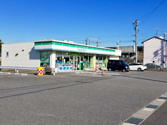 ファミリーマート 大府北崎店