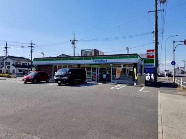 ファミリーマート 刈谷新富町店